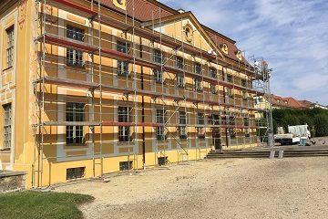 Putz- und Fassadenarbeiten